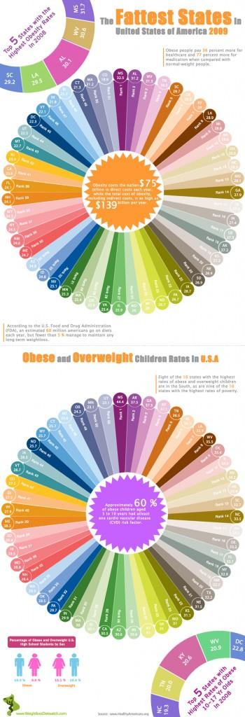 Obesity-2009-Infographic